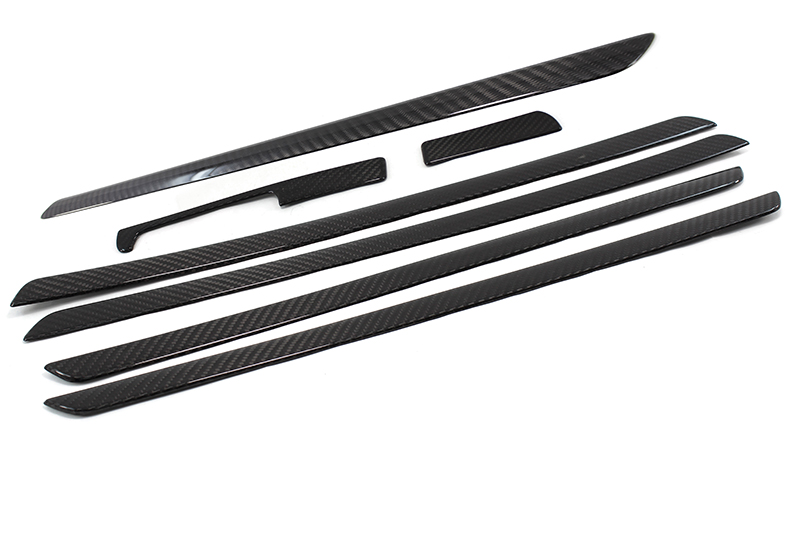 Carbon Vw Golf Mk5 Interior Door Trim Shop Koshi Group