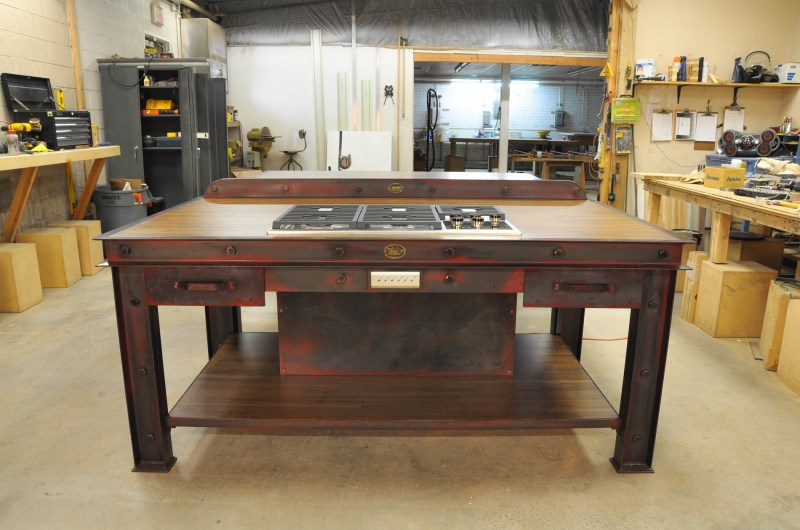 Large Of Industrial Kitchen Islands