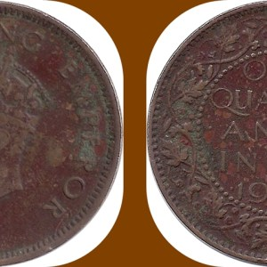 1939-one-quarter-anna-george-vi-king-emperor-bombay-mint