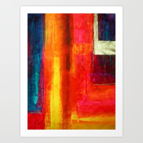 philip bowman abstract art