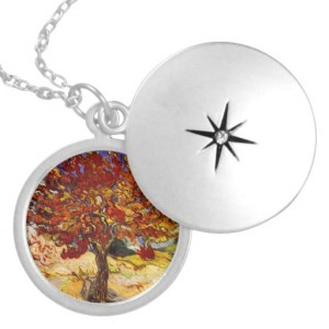 Mulberry Tree Locket