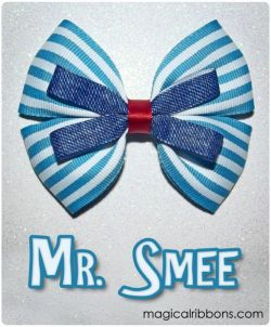 Mr. Smee Bow