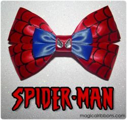 Spider-Man Bow