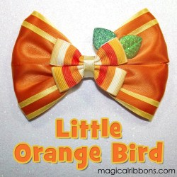 Little Orange Bird