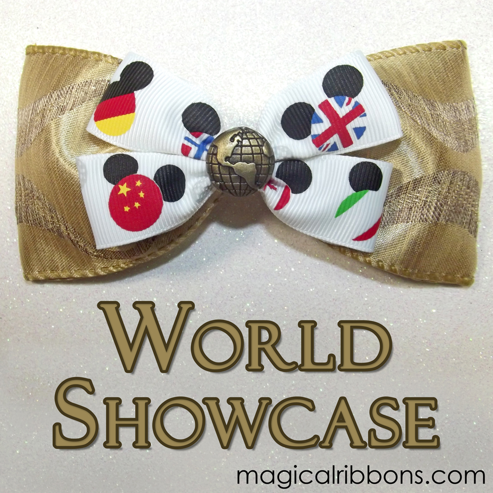 World Showcase Bow