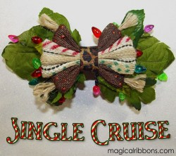Jingle Cruise Bow
