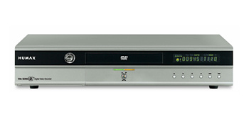 Humax DVD Recorder with TiVo