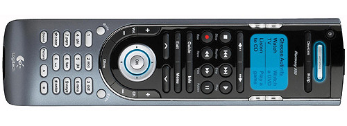 Logitech Harmony 550 Remote Control
