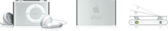 New iPod Shuffle