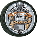 NHL Shop - Anaheim Ducks Puck