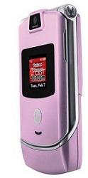 Verizon Wireless RAZR v3M Pink