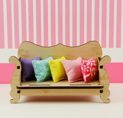 this site is not just about doll furniture though they also have accessories for the furniture too like cute pillows and bed spreads building doll furniture