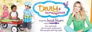 Truly Scrumptious by Heidi Klum Collection (Review)