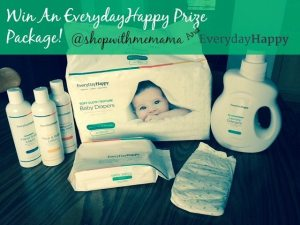 EverydayHappy Officially Launches Eco-Friendly Baby Products