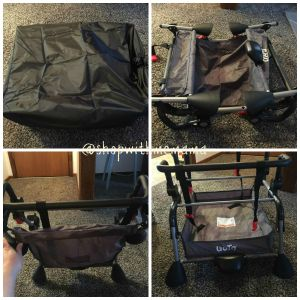 The GoTo 2-In-1 Infant Car Seat Station & High Chair Review