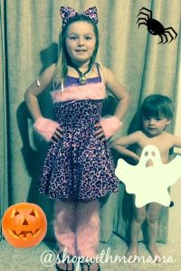 Cute Kitty Child Costume Review