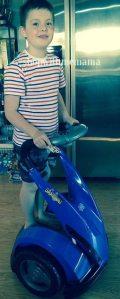 Dareway Original Standing Ride On Toy