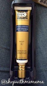 RoC® RETINOL CORREXION® Deep Wrinkle Night Cream #RoCRetinolResolution #IC