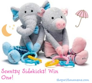 Scentsy Sidekicks Make A Perfect Gift For Baby!