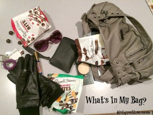 What's in My Bag? (Giveaway)