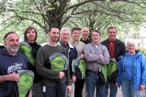 Outstanding Volunteers 2009