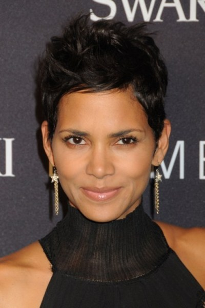 Short Pixie Cut Hairstyles for Black Women
