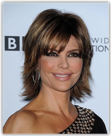 Cute Short Haircuts Older Women