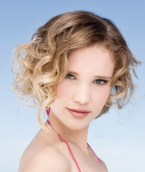 Short Hairstyles for Oval Faces and Curly Hair