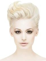 Cute Short Blonde Haircuts for Beautiful Women