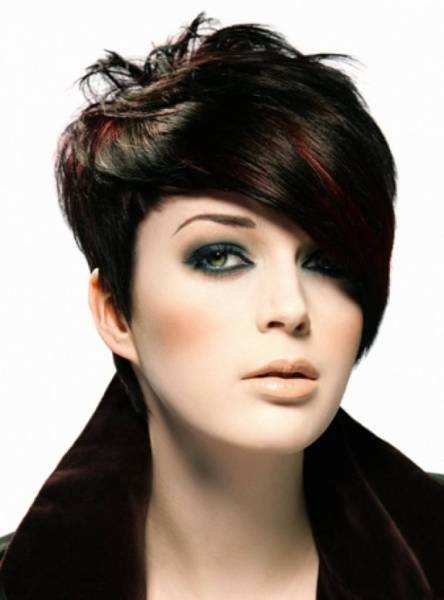 Cute Short Edgy Hairstyles For Thick Hair