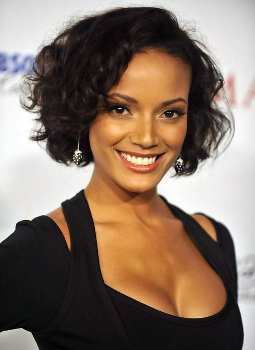 2014 short curly hairstyles for black women