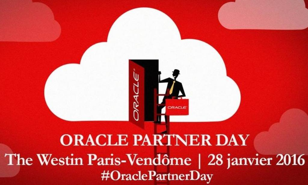 Shortways at the Oracle Partner Day: A day dedicated to the digital transformation!