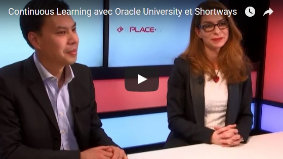 Continuous learning simplified with Oracle University and Shortways