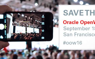 Shortways at Oracle OpenWorld!