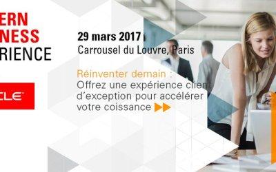 Rencontrez Shortways au Modern Business Experience le mercredi 29 mars à Paris !