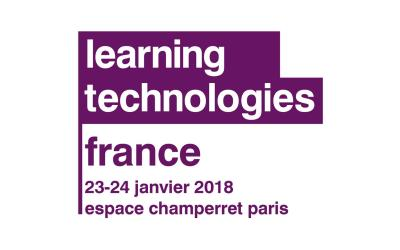 Shortways est au Salon Learning Technologies le 23 et 24 Janvier !