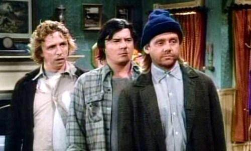 Larry, Darryl, and Darryl