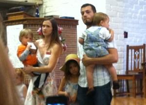 Baptism Kids