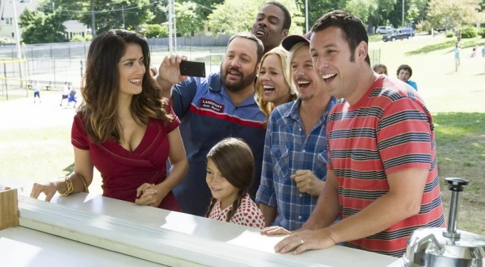 Grown Ups Movie Review