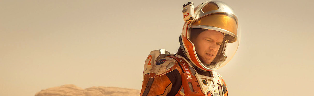 Can 'The Martian' Sweep Award Season?
