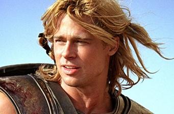 Brad Pitt prepares for 'The Odyssey'