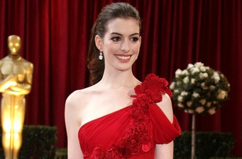 Anne Hathaway will be Judy Garland in 'Get Happy'