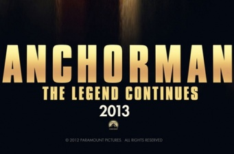 'Anchorman 2' – First Teaser Trailer!