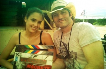 First look at set pictures of 'Machete Kills'!