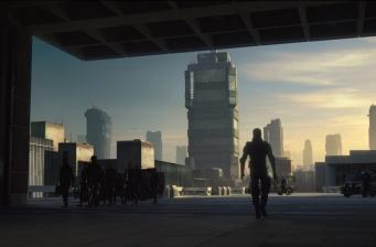 'Dredd 3D' 60 sec trailer