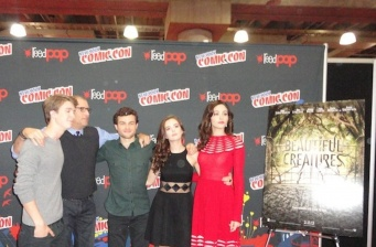 NY Comic Con Coverage: 'Beautiful Creatures'