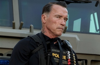 First pic of Schwarzenegger's new movie 'TEN'!