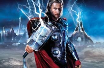 First look at the new THOR: THE DARK WORLD poster!