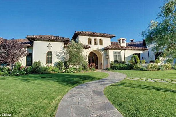 Britney Spears New Home in Thousand Oaks Ca,-1386000-