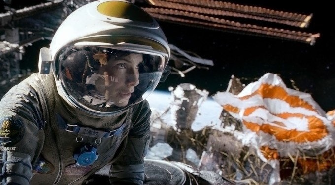 Gravity (Movie Review)